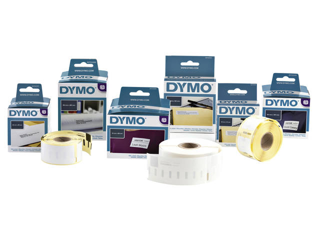 LABEL ETIKET DYMO 99012 36MMX89MM ADRES 6
