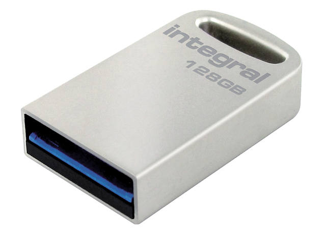 USB-STICK INTEGRAL FD 16GB METAL FUSION 3.0 2